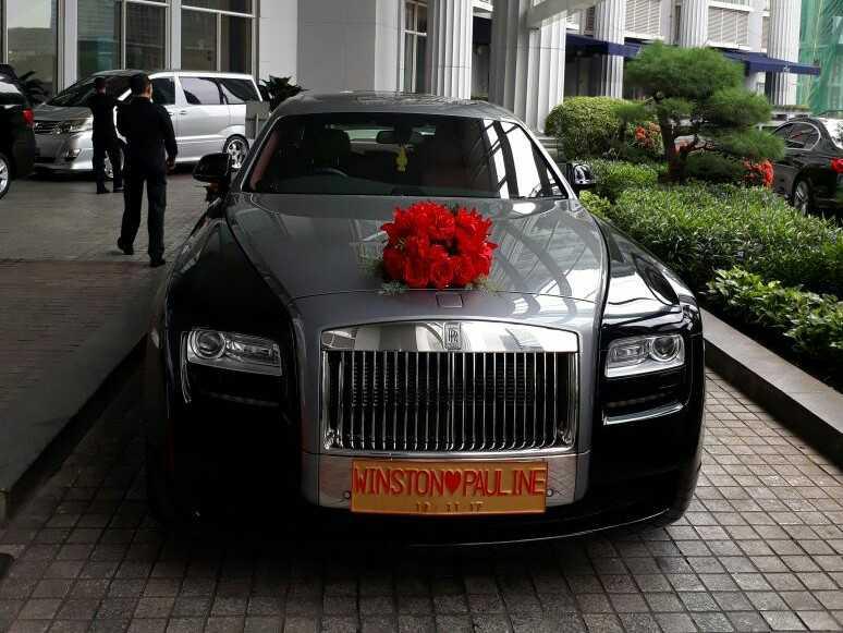 rental mobil mewah, sewa mobil pengantin, wedding car