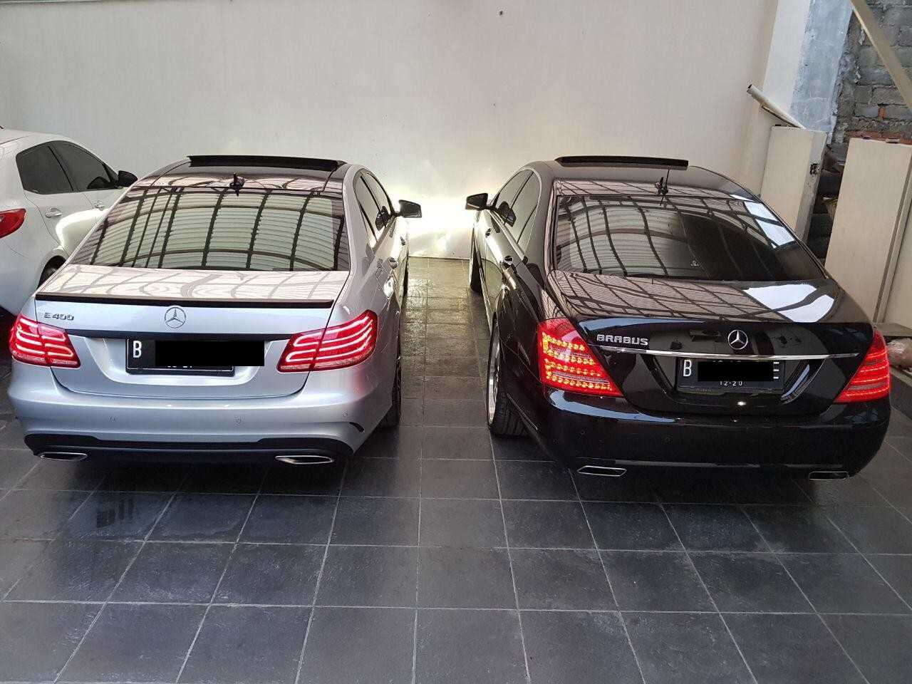 rental sewa mobil mewah mercedes benz s 400 pengantin wedding car